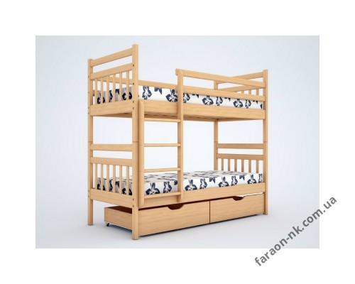 Детская двуъярусная кровать №29