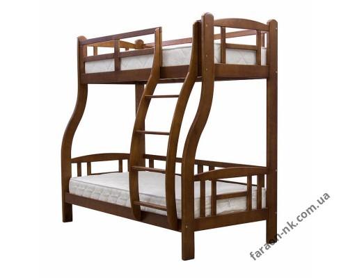 Детская двуъярусная кровать №27
