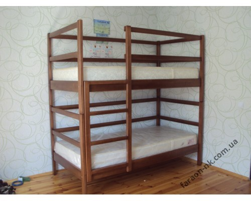 Кровать двухъярусная К 37