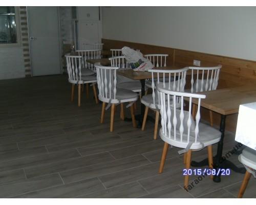 Стол со стульями К6