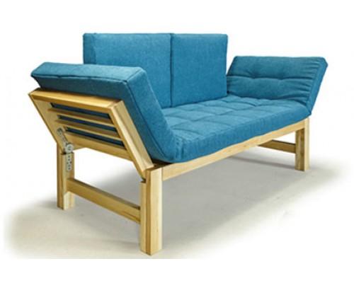 Диван деревянный - «Соло»