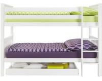 Двухъярусная кровать из массива березы - «Катрин»
