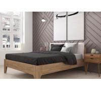 Деревянная кровать из ясеня – «Женева»