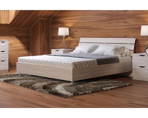Деревянная кровать - «Карен»