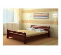 Кровать из массива березы - «Диана»