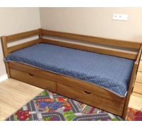 Кровать из ясеня – «Карина»