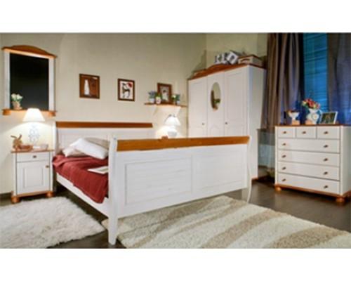 Кровать из ольхи - Силена