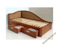 Кровать из массива - Анюта