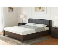 Мягкая кровать из массива ясеня – «Рокки»