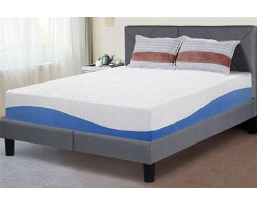 Мягкая кровать с мягким изголовьем – «Флорида»