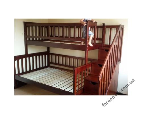 Кровать двухъярусная №26