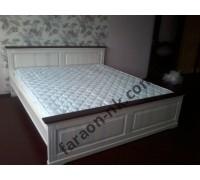 Кровать из массива ясеня № 3