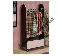 Распашной шкаф Вешалка