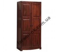 Шкаф из массива дерева №12