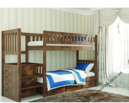 Кровать двухъярусная №27