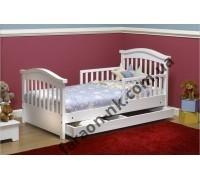 Кровать детская из массива дерева 5