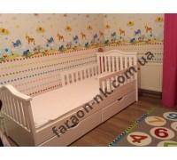 Детская кровать из массива дерева №3