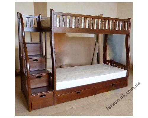 Кровать двухъярусная №25