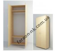 Шкаф двухсторчатый