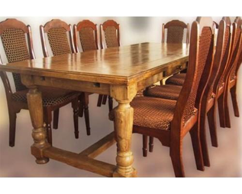 Дубовый стол – «Венеция»