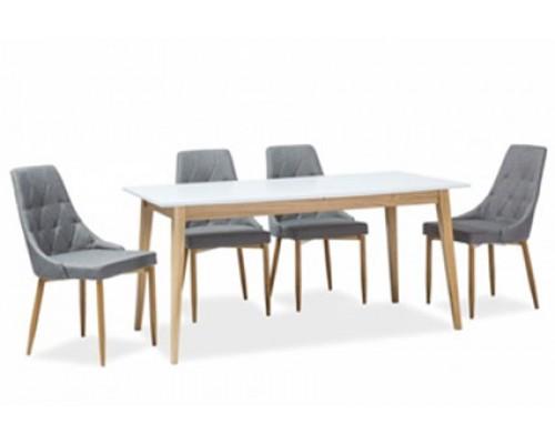 Кухонный стол из массива дуба – «Токио»