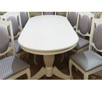 Стол обеденный из дуба – «Граф»