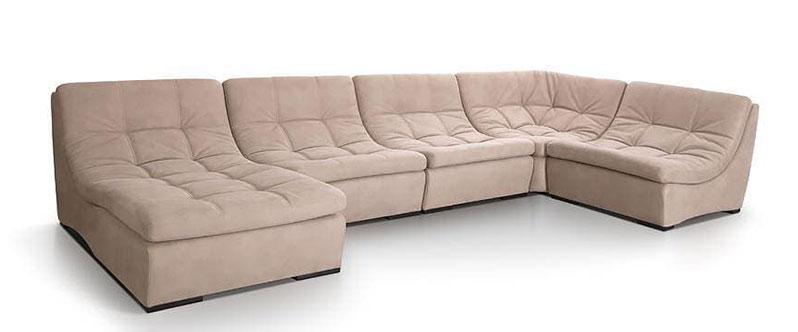 диван модульный обивка ткань