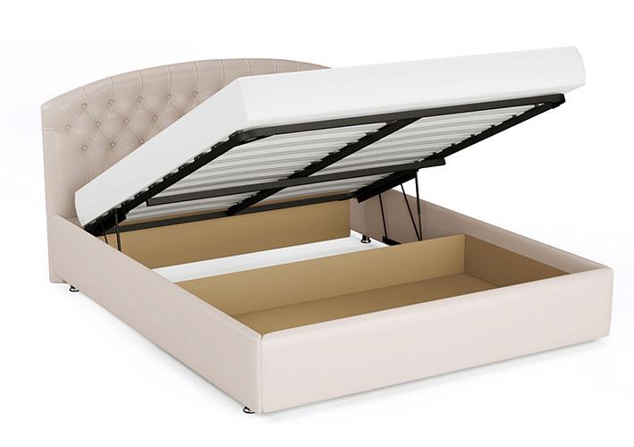 Мягкие кровати с подъемным механизмом