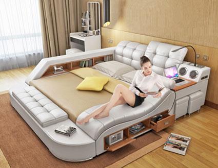 кровать с ортопедическим креслом