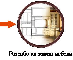 Разработка эскиза мебели