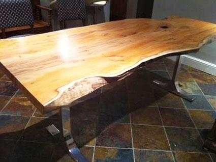 стол дубовый