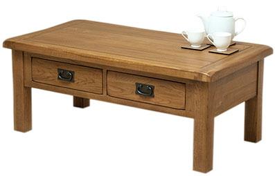 Стол кофейный из дерева