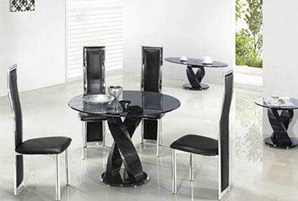 Стол комбинированный в стиле хай тек