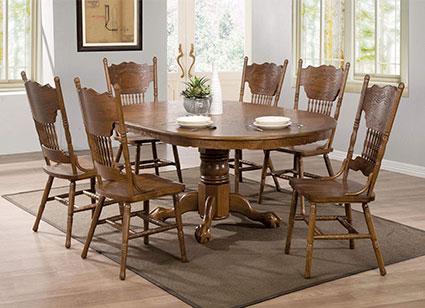 Преимущество гостевого деревянного стола